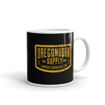 Oregon Born Supply - Mug - Oregon Born