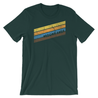 Oregon Born - Retro 5 - Unisex Tee - Oregon Born