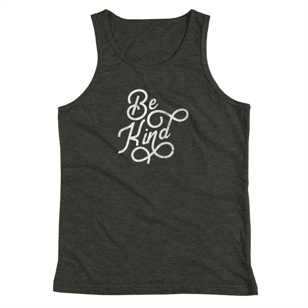 """Be Kind"" - Youth Tank Top - Oregon Born"