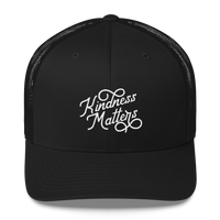 """Kindness Matters"" - Trucker Cap - Oregon Born"