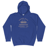 Oregon Born Brand Apparel Co. - Kids Hoodie - Oregon Born
