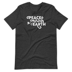 PEACE ON EARTH - Short-Sleeve Unisex T-Shirt