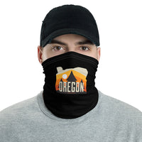 Oregon - Vintage - Neck Gaiter - Oregon Born