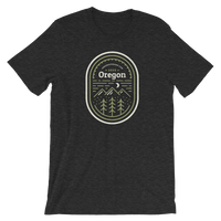 Oregon 2020 - Short-Sleeve Unisex T-Shirt - Oregon Born