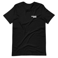 SIMPLY OREGON BORN - POCKET - Short-Sleeve Unisex T-Shirt