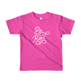 """Be Kind"" - Short Sleeve Kids Tee - Oregon Born"