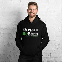 Oregon ReBorn - Unisex Hoodie - Oregon Born
