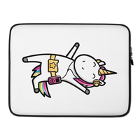 """Oregon Born Unicorn"" 2 - Laptop Sleeve - Oregon Born"