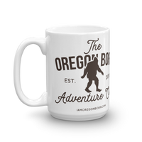 The Oregon Born Adventure Club - Ceramic Mug - Oregon Born