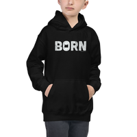 "Oregon ""Born"" - Kids Hoodie - Oregon Born"