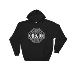 Sons and Daughters of Oregon -  Unisex Heavy Blend Hooded Sweatshirt - Oregon Born
