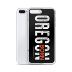 "Oregon Born ""Inset"" - iPhone Case - Oregon Born"