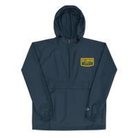 Oregon Born Supply - Embroidered Champion Packable Jacket - Oregon Born