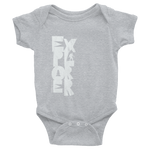 "Oregon Born ""Explorer"" - Infant Bodysuit - Oregon Born"