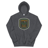 "Oregon Born - ""Get Out and Explore"" - Unisex Hoodie - Oregon Born"