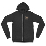 Oregon Born Brand Apparel Co. -  Lightweight Zip Hoodie - Unisex