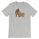 "Oregon Born - Retro 4 ""Bigfoot"" - Unisex Tee - Oregon Born"