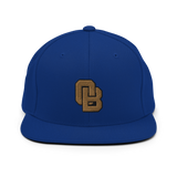 Oregon Born Monogram - GOLD STANDARD - Snapback Hat
