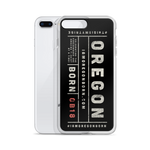 "Oregon Born ""OB18"" - iPhone Case - Oregon Born"