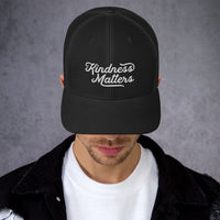 KINDNESS MATTERS - Trucker Cap - Oregon Born
