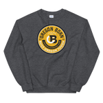 "Oregon Born ""Tough"" in Yellow - Unisex Sweatshirt - Oregon Born"