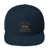 Oregon Born Brand Apparel Co. - Snapback Hat - Oregon Born