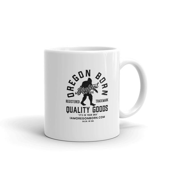 BIGFOOT TEE - Mug - Oregon Born