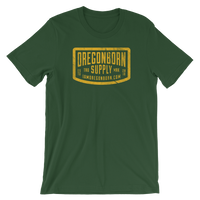 Oregon Born Supply - Short-Sleeve Unisex T-Shirt - Oregon Born