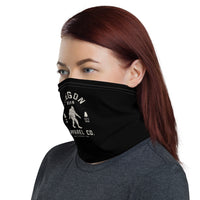 Oregon Born Apparel Co. w/ Bigfoot - Neck Gaiter - Oregon Born