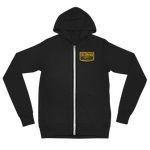 Oregon Born Supply - Lightweight Zip Hoodie - Unisex - Oregon Born