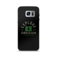 """Explore Oregon"" - Samsung Case - Oregon Born"