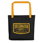 Oregon Born Supply - Tote Bag - Oregon Born