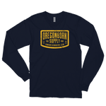 Oregon Born Supply - Long Sleeve T-Shirt - Oregon Born