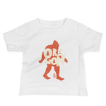 "Oregon ""Bigfoot"" - Baby Jersey Short Sleeve Tee - Oregon Born"