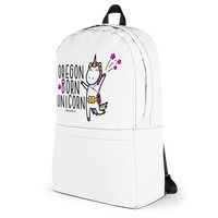 """Oregon Born Unicorn"" - Backpack - Oregon Born"