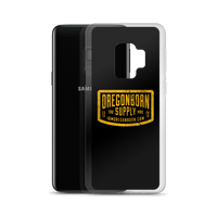 Oregon Born Supply - Samsung Case - Oregon Born