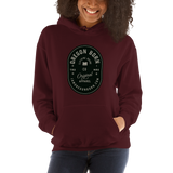 "Oregon Born ""Original Apparel"" - Hooded Sweatshirt - Oregon Born"