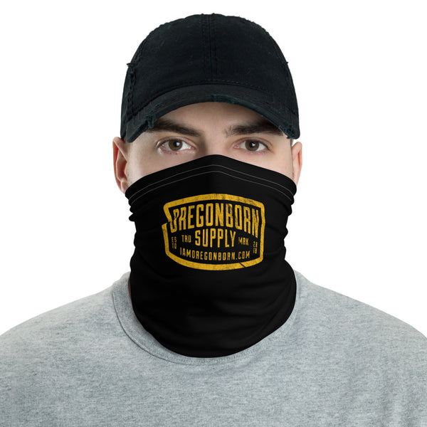 Oregon Born Supply - Neck Gaiter - Oregon Born