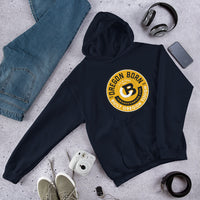 "Oregon Born ""Tough"" in Yellow - Unisex Hoodie - Oregon Born"