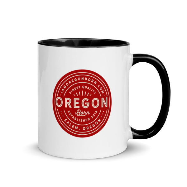FINEST QUALITY (RED) - Mug with Color Inside