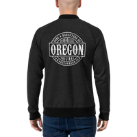 Sons and Daughters of Oregon - Bomber Jacket - Oregon Born