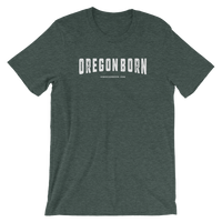 "Oregon Born - ""Decayed"" - Unisex Tee - Oregon Born"