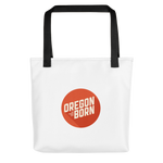 Oregon Born 2020 Logo - Tote bag