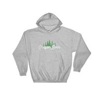 "Oregon Born ""Trees"" - Hooded Sweatshirt - Oregon Born"