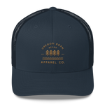 Oregon Born Brand Apparel Co. - Trucker Cap - Oregon Born