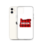 "Oregon ""Buffalo Plaid"" - iPhone Case - Oregon Born"