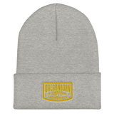 Oregon Born Supply - Cuffed Beanie - Oregon Born