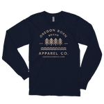 Oregon Born Brand Apparel Co. - Long Sleeve Tee