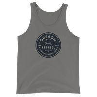 "Oregon Born ""Quality Apparel"" - Unisex  Tank Top - Oregon Born"