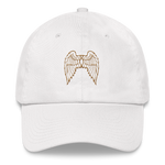 """She Flies"" with Wings - Dad Hat - Oregon Born"